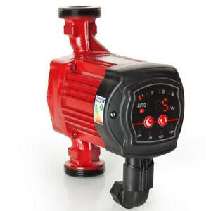 Energiespar-Zirkulationspumpe-Umwaelzpumpe-Heizungspumpe-KLASSE-A-25-60-130mm