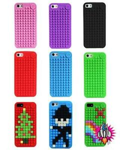 UPIXEL UANYI DESIGN YOUR OWN CREATIVE PIXEL iPHONE 5 5S CASE COVER FREE PIXLES