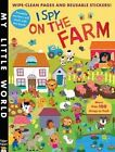 I Spy on the Farm Sticker Activity by Jonathan Litton (Paperback / softback, 2015)