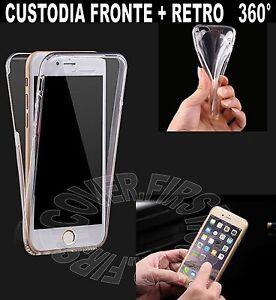 custodia iphone 6 e vetro