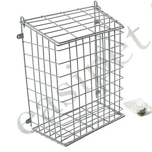 Image Is Loading Front Door Letter Box Cage Post Mail Catcher