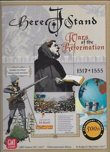 NEW-GMT-GAMES-HERE-I-STAND-500th-Anniversary-Edition