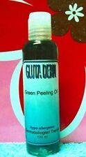 Gluta Derm Green Peeling Oil w/ Glutathione / Dark Spots Stretchmarks Acne Scars