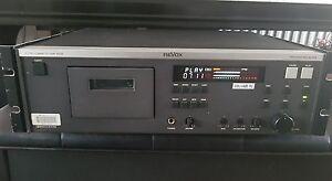 Revox-C115-Cinta-de-Cassette-Deck-serie-profesional