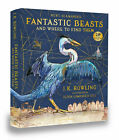 Fantastic Beasts and Where to Find Them : Illustrated Edition by J K Rowling (2017, Hardback)