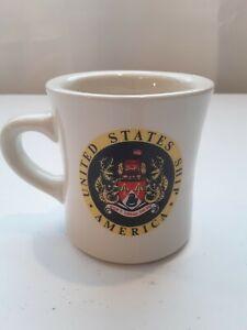 Mug Ship Mil America Art Details States About Co United China Coffee Y7vbfI6gy