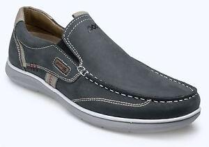 Pod-Hombre-Featherlite-Osprey-Zapatos-Azul-Marino-en-Talla-UK6-to-Uk15