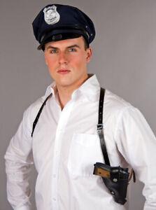 Schulterhalfter-1-Tasche-Polizeizubehoer-Karnevalzubehoer-Faschingszubehoer