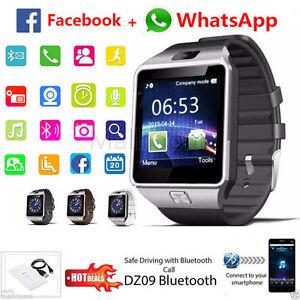 dz09 smart watch bluetooth mit kamera android telefon sim. Black Bedroom Furniture Sets. Home Design Ideas