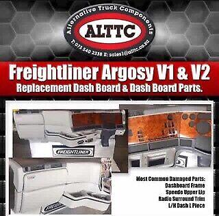 Freightliner Argosy / Columbia / Century Dash Board Parts and Components