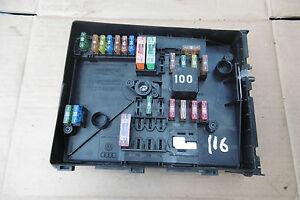 vw caddy 1.6 hdi fuse box - 1ko 937 125 d - fits 2010+   ebay mk1 vw caddy fuse box diagram vw caddy fuse box 2012
