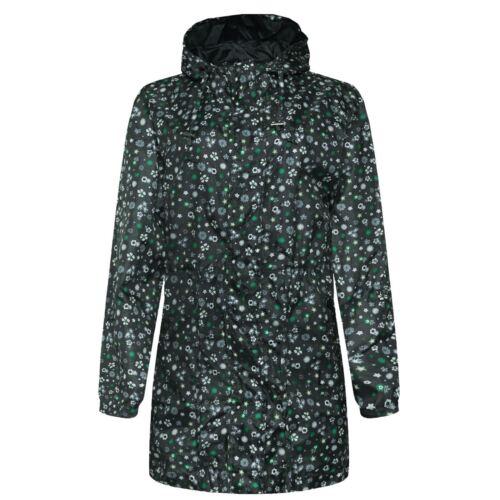 Femmes Manteau de pluie lumière douche preuve Parka queue de poisson Coupe-Vent Femme Veste à capuche