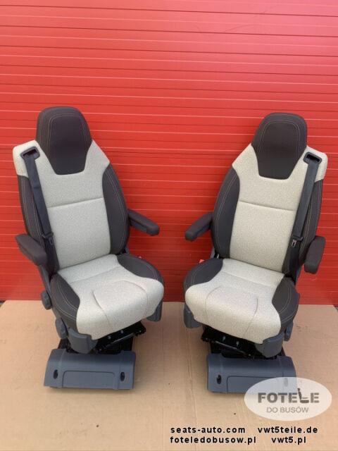 Seat Fiat Ducato Hymer Camper Captain Passenger Armrests Adjustments For Sale Ebay