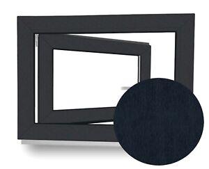 Kunststoff-Fenster-Kellerfenster-Garagenfenster-Anthrazit-2-Fach-verglast-7016