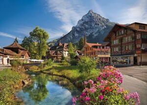 Trefl-2000-Piece-Puzzle-Alps-In-Summer