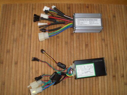 Prophete E-Bike Reparatursatz LCD9 Steuergerät Display Gashebel Conversion Kit