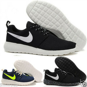 MEN'S SHOES LADIES PUMPS TRAINERS LACE UP MESH SPORTS RUNNING CASUAL GYM SIZE