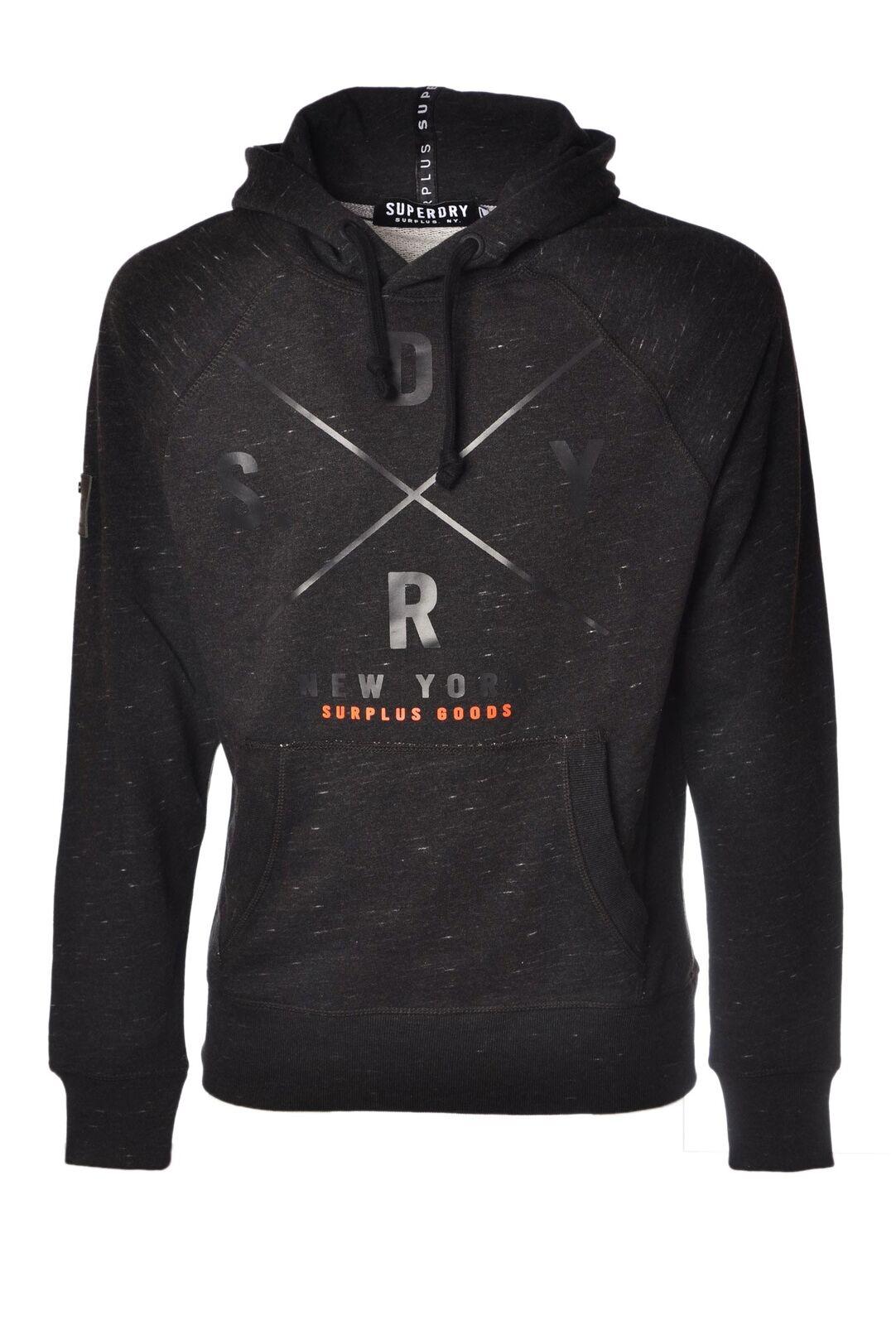 Superdry - Topwear-Sweatshirts - Mann - Grau - 4349011M184041