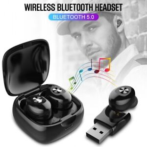 Mini-Ecouteurs-Casque-Bluetooth-Sans-fil-Stereo-Auriculaires-Samsung-Iphone-TWS