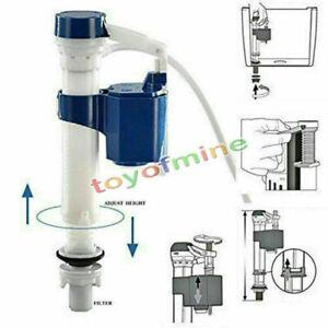 WC-Druckknopf-Dual-Flush-Spuelkasten-Syphon-Ventil-Fuellventil-Ersatz-Werkzeug
