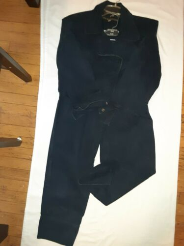 Jan Barboglio, Women's 2 Piece Jacket/Pants, Navy
