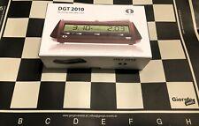 OVP Schachuhr elektronisch auch für Scrabble® geeignet !! DGT 2010 NEU