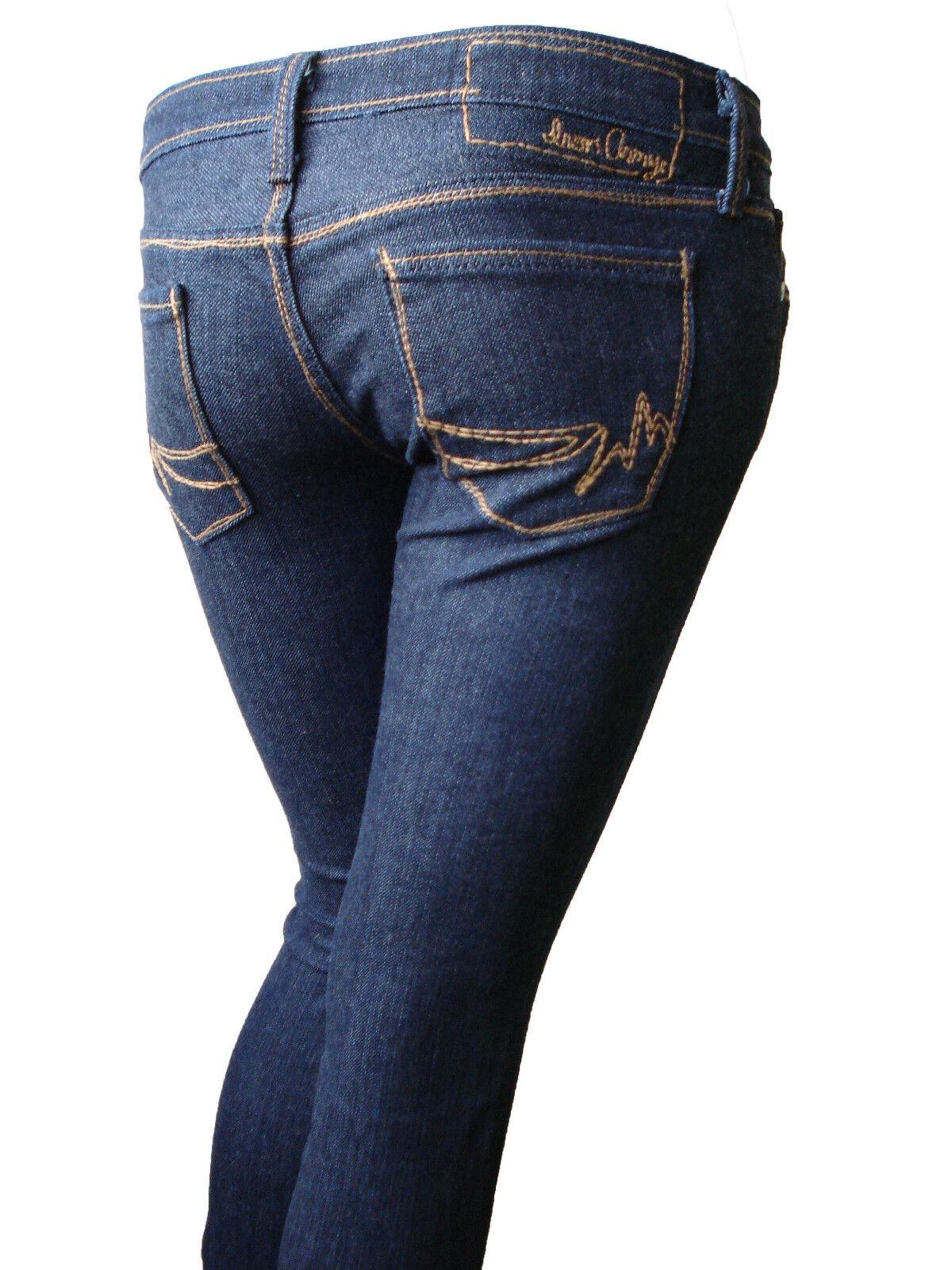 Iron Iron Iron Army Damen Denim jeans Hose Slim Skinny Röhrenjeans  Mayumi Ito   Lola 78a73c
