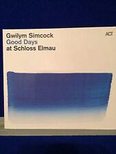 NEW Gwilym Simcock - Good Days At Schloss Elmau (2011) Piano Jazz CD