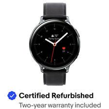 Samsung SM-R825USSAXAR-RB Galaxy Active2 44mm LTE Watch Silver Cert Refurbished