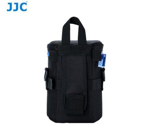 Jjc DLP-4II Lente De Lujo bolsa caso bolsa para 100 X 182mm Lente Con Correa Para El Hombro