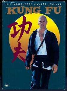 DVD - Box (8 DVDs) - Kung Fu - Die komplette zweite Staffel - FSK 12