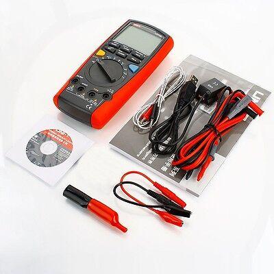 UNI-T UT71B Intelligent Digital Multimeter USB to PC True RMS LCR AC DC Tester
