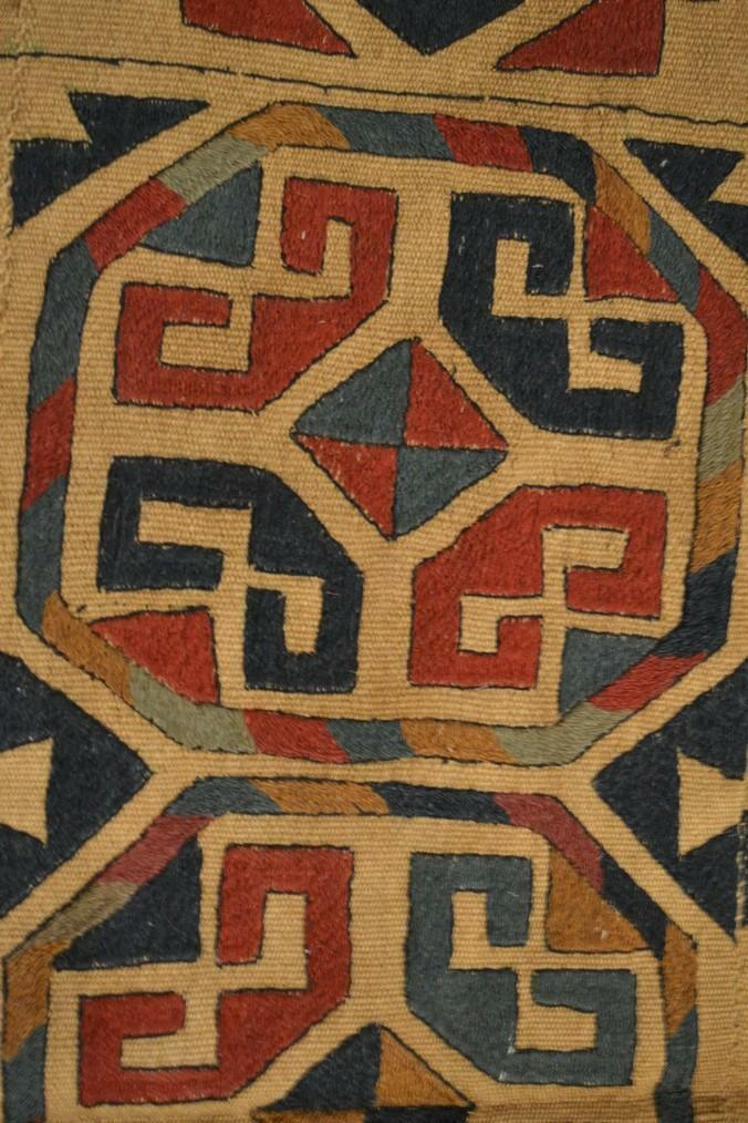 Tribal Afghan Afghan Afghan Oriental Rug 4'7 x 7'10 91b31c