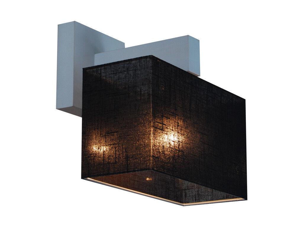 Applique da parete lampada lampada lampada jk scd di legno luce
