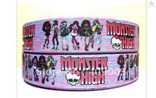 Monster High Ribbon Purple