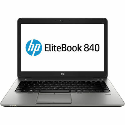 HP Elitebook 840 G1 Ultrabook Touchscreen i7 4600u 8GB 240GB SSD Windows 10 Pro