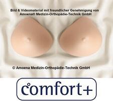AMOENA® Brustprothesen extra vollbusig 3E selbsthaftend Bayer-Silikon Travestie