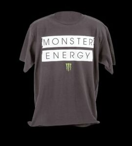 Monster-Energy-Promotional-Limited-Edition-Hostage-T-Shirt-Size-SMALL