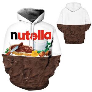 3D-NUTELLA-Chocolat-Imprime-Sweat-a-Capuche-Hommes-Femmes-Sweat-Veste-Pull-over-Jumpers