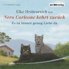 Nero Corleone kehrt zurück von Elke Heidenreich (2013)