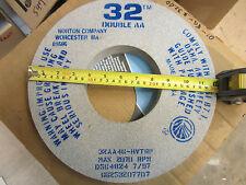 Norton Grinding Wheel 32aa46 Hvtrp Aluminum Oxide 12 X 1 12 X 5