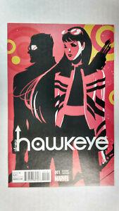 ALL-NEW HAWKEYE #1  1st Printing - Women of Marvel Variant  / 2015 Marvel Comics