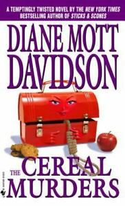 The Cereal Murders [Goldy Culinary Mysteries, Book 3] by Diane Mott Davidson , M