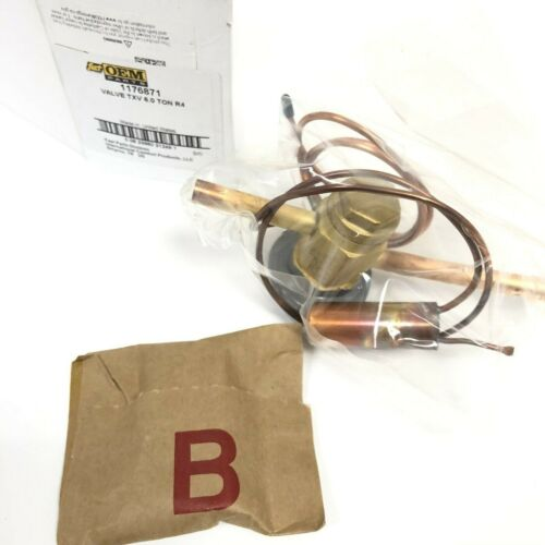 Carrier EA36YD159 Thermal Expansion Valve New Fast HVAC Parts 1176871
