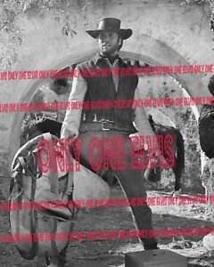1970-CLINT-EASTWOOD-039-TWO-MULES-FOR-SISTER-SARA-039-8x10-Photo-UNSEEN