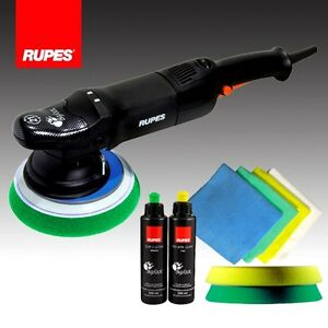 Rupes 150 mm Meule Ponceuse polissage machine Bigfoot lhr21ii STN Mark II