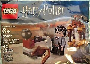 Lego Harry Potter Harry/'s Journey to Hogwarts #30407