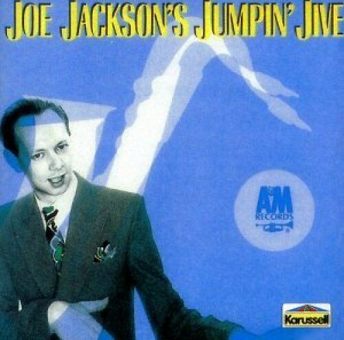 Joe Jackson [CD] Jumpin' jive (1981/93)
