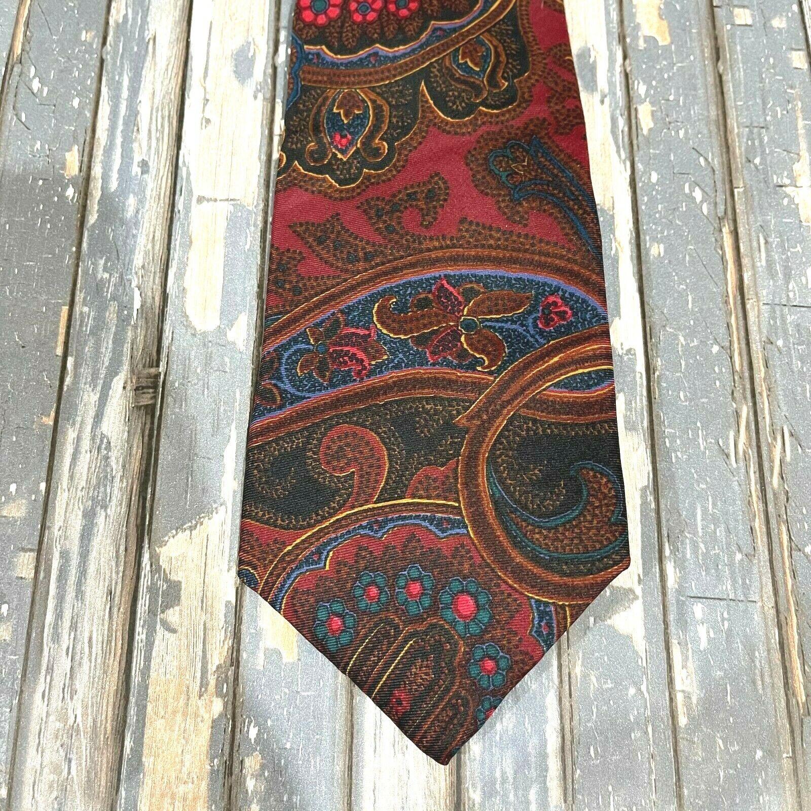 Saks Fifth Avenue Silk Tie