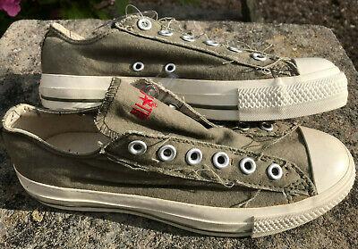 JOHN VARVATOS SLIP ON Grey Size